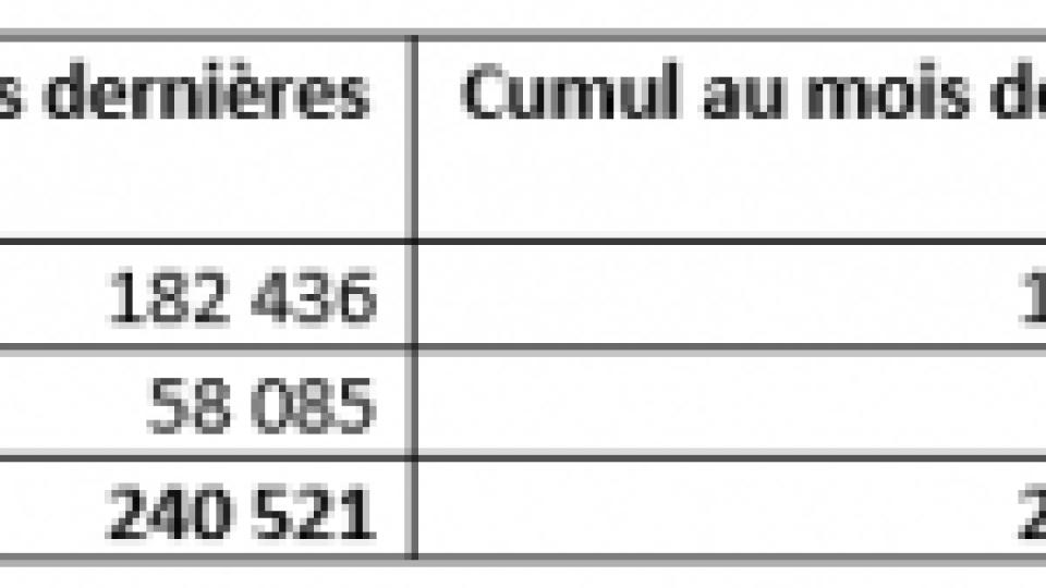 Vaccination contre la Covid en France : au 1er mai 2021, près de 22 275 000 injections ont été réalisées
