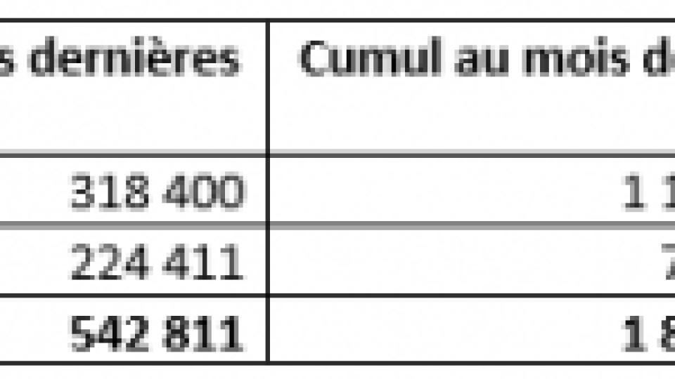 Vaccination contre la Covid en France : Au 05 mai 2021, plus de 23 911 000 injections ont été réalisées