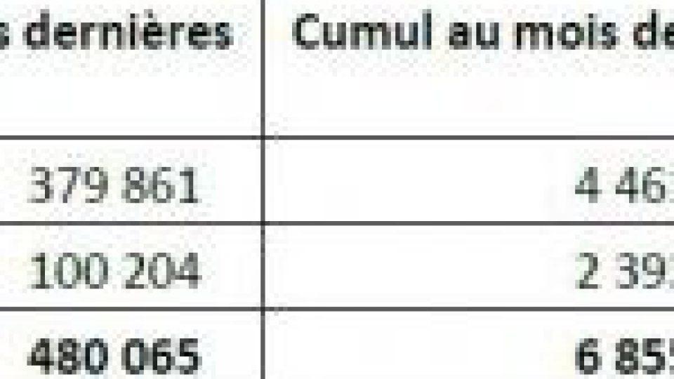 Vaccination contre la Covid en France : au 15 mai 2021, plus de 28 800 000 injections ont été réalisées