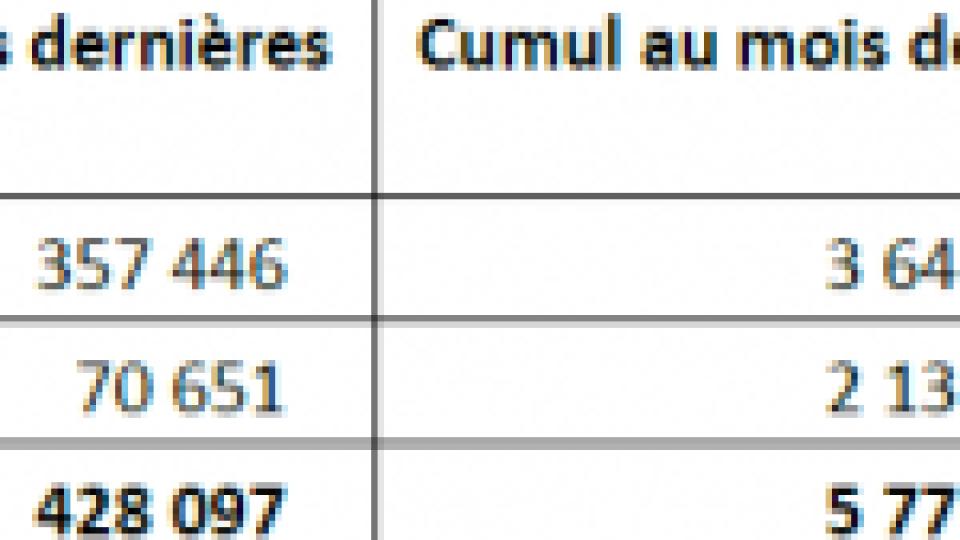 Vaccination contre la Covid en France : au 13 mai 2021, plus de 27 800 000 injections ont été réalisées