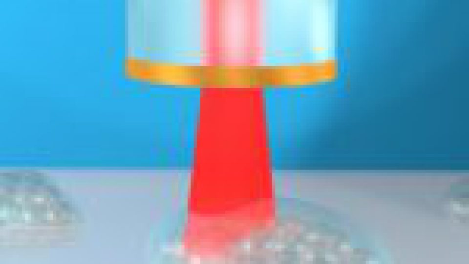 BIOLOGIE CELLULAIRE : Première sonde d'imagerie ultrasonique à fibre optique